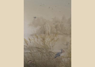 toile peinte taille de pierre charente nouvelle aquitaine