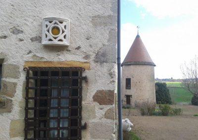 luminaire decoration sculpture pierre charente nouvelle aquitaine
