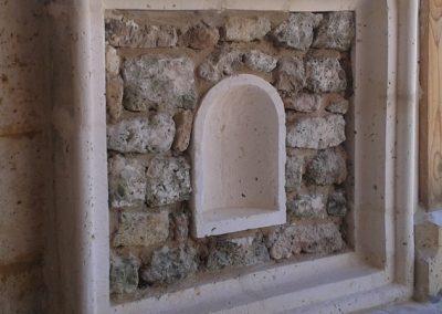 amenagement sculpture taille de pierre charente nouvelle aquitaine