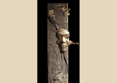 sculpture taille de pierre bronze charente nouvelle aquitaine