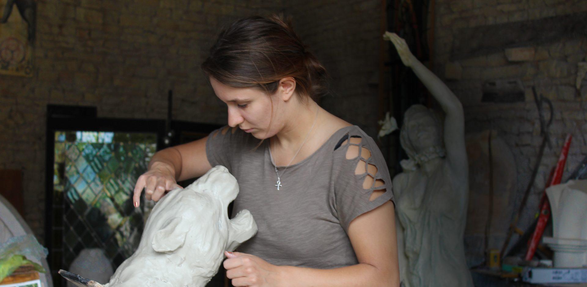 Lithosphere SARL sculpture-charente-nouvelle-aquitaine-cabusa-desforges